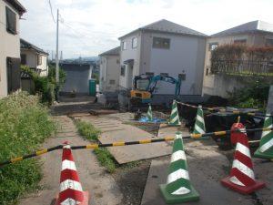 相続発生後の活用事例 町田市小山町戸建て貸家4棟